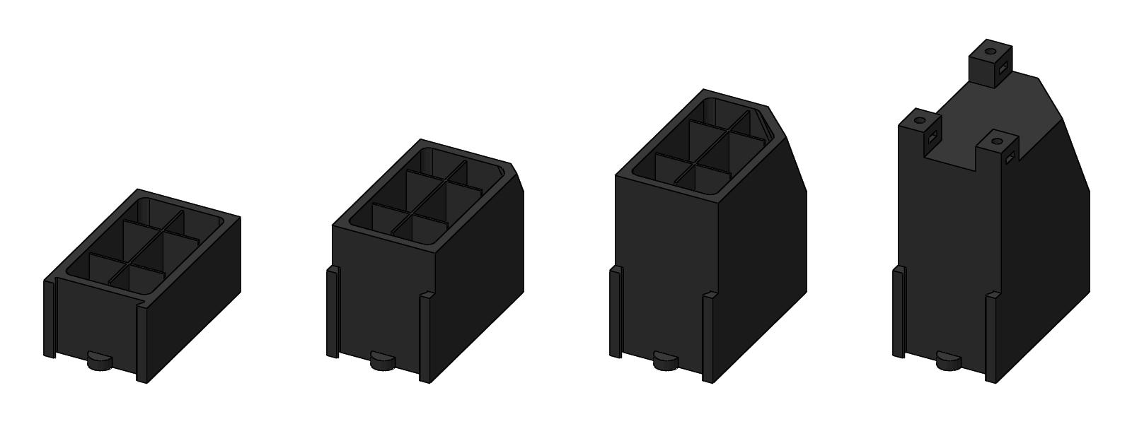 Second prototype internals