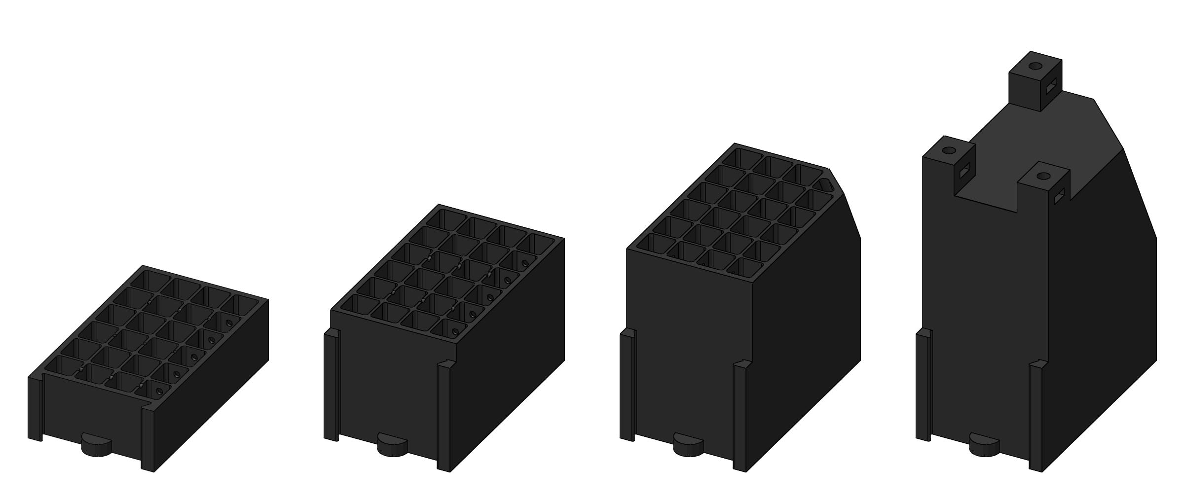 Third prototype internals